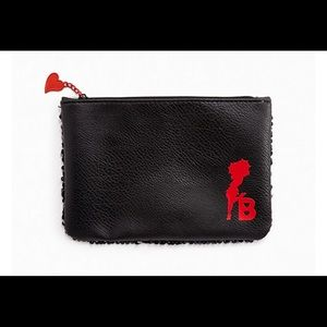 $5 or FREE W ANY PURCHASE • Betty Boop Makeup Bag
